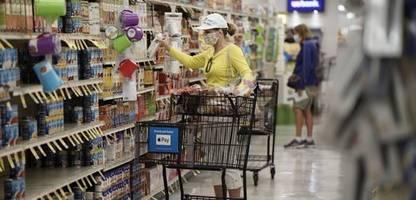 Corona-Inflation: Preise in den USA steigen so kräftig wie seit achteinhalb Jahren nicht mehr