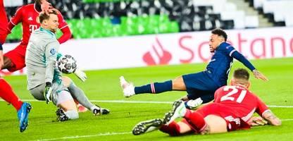 Champions League: Bayern München in der Einzelkritik: Gegen Neymar kommt niemand an – außer Neuer