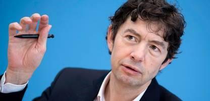 Christian Drosten plädiert für weitere Maßnahmen jenseits der Corona-Notbremse