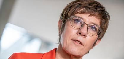 verteidigungsminister austin und kramp-karrenbauer zu afghanistan und ukraine