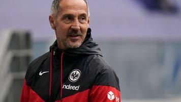 Rose-Nachfolger gefunden - Fix: Frankfurt-Coach Hütter geht nachGladbach