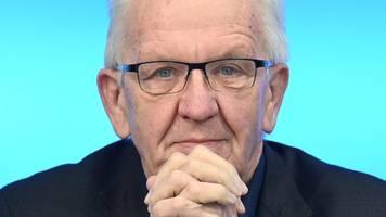 kretschmann empfiehlt in corona-zeiten protest im netz