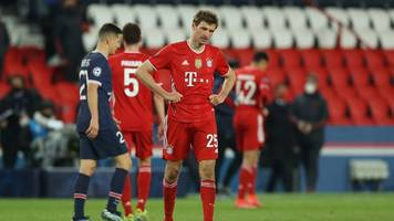 Champions League - Sieg reicht nicht: Bayern-K.o. gegen Paris Saint-Germain