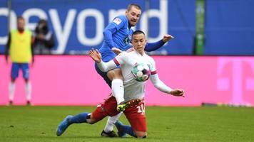 2. Liga - Mopo: Stürmer Wood verlässt HSV sofort