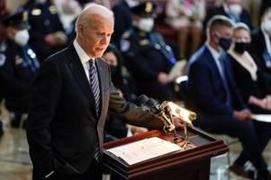 Biden schlägt Putin im Ukraine-Konflikt ein Gipfeltreffen vor