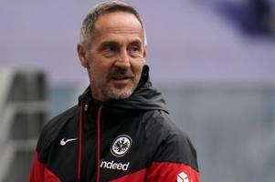 Wechsel perfekt: Frankfurts Trainer Hütter geht nach Mönchengladbach