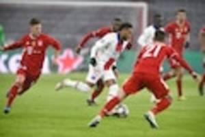 """Champions League, Viertelfinale - Paris Saint-Germain - FC Bayern im Live-Ticker: Flick hofft auf """"Unterschiedsspieler"""""""