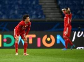 Stimmen zum Bayern-Aus: Wir sind nicht nur in diesem Spiel gescheitert