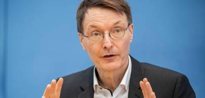Karl Lauterbach fordert deutsche Notfallzulassung für Curevac-Impfstoff