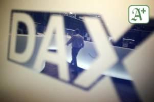 Börse in Frankfurt: Covestro und SAP stützen den Dax