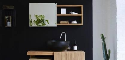 Ein aufgeräumtes Badschränkchen spart Zeit – und Nerven