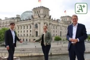 Kreis Segeberg: Gero Storjohann ist für Laschet – Mark Helfrich für Söder
