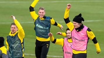 Champions League - Mit neuem Mut gegen Man City: BVB will die Weltsensation