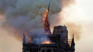 Frankreich gibt Termin für Eröffnung von Pariser Notre-Dame bekannt