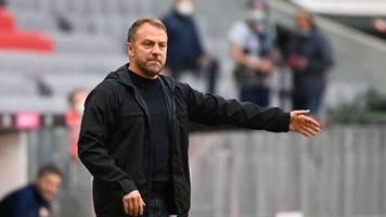 Flick spricht über Bundestrainer-Job