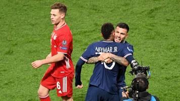 Internationale Pressestimmen zum Bayern-Aus gegen PSG: Rache ist süß