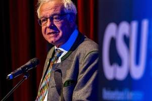 Thomas Kreuzer als CSU-Fraktionschef wiedergewählt