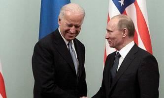 Wien und Helsinki bieten sich als Gastgeber für Biden-Putin-Gipfel an