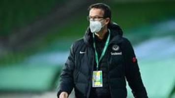 Bundesliga: Sportvorstand Bobic verlässt Frankfurt