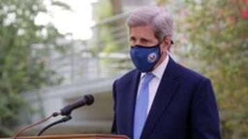 Kerry in China: Letzte Hoffnung Klimaschutz