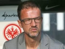 Bundesliga: Offiziell: Bobic verlässt Frankfurt zum Saisonende