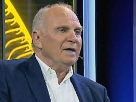 Boateng, Steuerfahnung, DFB-Wut: Die besten Momente des TV-Experten Hoeneß