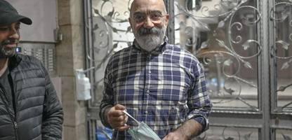 türkei: gericht hebt haftstrafe für schriftsteller ahmet altan auf