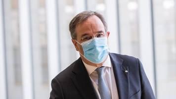 Laschet: Nirgendwo wird so viel getestet wie in NRW