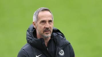 Hütter: Keine Klausel bei Borussia Mönchengladbach