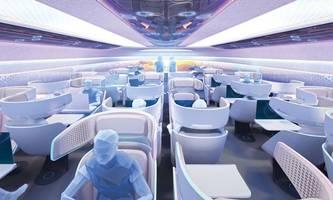 Die Zukunft der Flugzeugkabinen