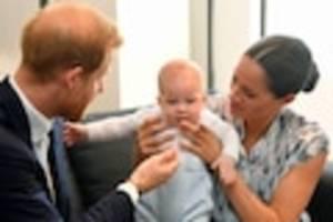 kurz vor philips beerdigung - fauxpas vom palast? auf den royal-familienfotos fehlt harrys sohn archie