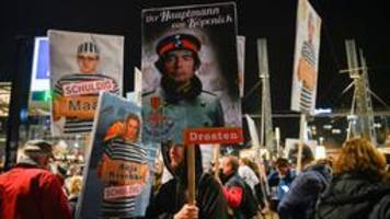 verfassungsschutz kritisiert umgang mit querdenker-demos