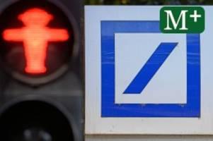 Pläne: Deutsche Bank schließt sechs Filialen in Berlin