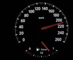 Verschärfter Bußgeldkatalog: Bis zu 800 Euro für zu schnelles Fahren