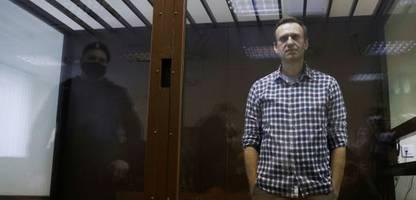 Russland: Staatsanwaltschaft will Alexej Nawalnys Stiftung verbieten lassen