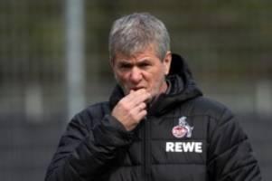 1. FC Köln: Funkel lehnte Angebote aus der Türkei und China ab
