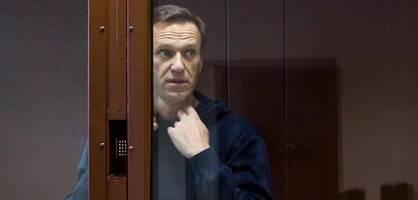 """Russlands Staatsanwaltschaft fordert Einstufung von Nawalny-Stiftung als """"extremistisch"""""""