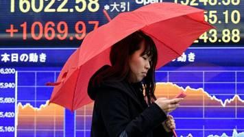 nikkei, topix und co.: asiatische börsen hoffen auf globale konjunkturerholung