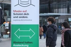 anhaltender lockdown: viele augsburger sind mit der geduld am ende