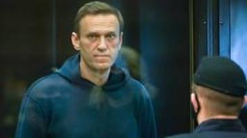 Staatsanwaltschaft will Nawalny-Stiftung verbieten lassen