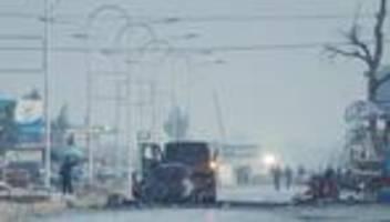Abzug aus Afghanistan: Die Taliban regieren bereits große Teile des Landes