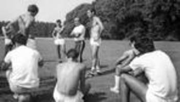 Emanuel Schaffer: Der Trainer, der Israelis und Deutsche zusammenbrachte