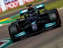 Auch Perez schlägt Verstappen: Hinter Hamilton gibts Quali-Überraschungen