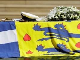 Beisetzung auf Schloss Windsor: Großbritannien trauert um Prinz Philip