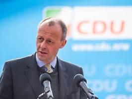 kampfabstimmung im sauerland: merz gewinnt duell um cdu-direktkandidatur