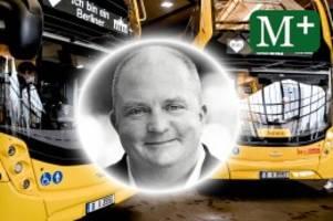 thadeusz: quasi-kollegial im umgang mit den busfahrern
