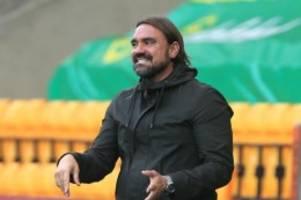 Wiederaufstieg perfekt: Norwich City mit Trainer Farke wieder in der Premier League