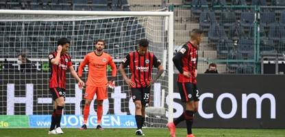 Eintracht Frankfurt nach der Niederlage bei Borussia Mönchengladbach - nur Einzelfälle?