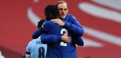 FA Cup: Thomas Tuchel gewinnt mit dem FC Chelsea gegen Pep Guardiolas Manchester City