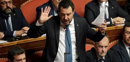 Italien: Ex-Innenminister Matteo Salvini muss wegen Blockade eines Rettungsschiffs vor Gericht